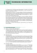 Leitfaden zur Verwendung von Dreifach-Wärmedämmglas - ISOLAR ... - Seite 2