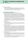 Leitfaden zur Verwendung von Dreifach-Wärmedämmglas - ISOLAR ... - Seite 4