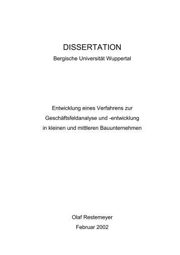Bauunternehmen Wuppertal wuppertal bergische universität wuppertal