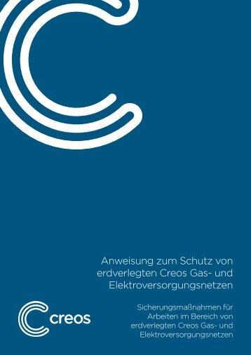 Anweisung zum Schutz von erdverlegten Creos Gas- und ...
