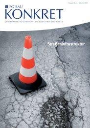 Konkret - Dezember 2011 - Fachgemeinschaft Bau