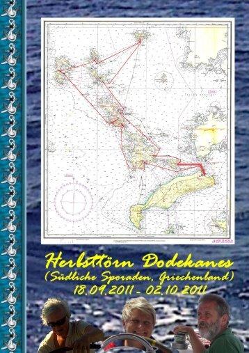 Törnbericht Dodekanes (Griechenland) - Segel-Club Rhein-Sieg e.V.