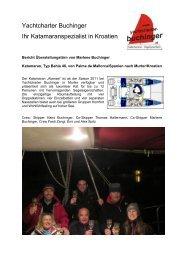 Yachtcharter Buchinger Ihr Katamaranspezialist in Kroatien