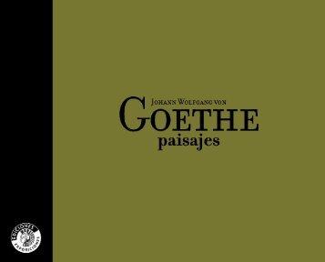 Goethe 01-13.indd - Círculo de Bellas Artes