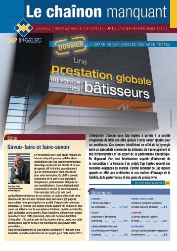 dossier - Cap Ingelec