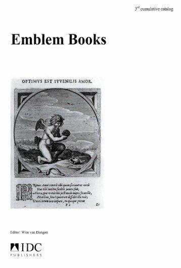 Emblem Books - IDC Publishers