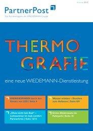 Download der aktuelle Ausgabe - Walter WESEMEYER GmbH