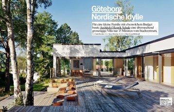 Göteborg Nordische Idylle