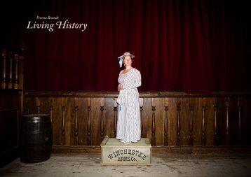 Living History - Brandt, Verena