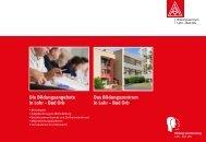 Das Bildungszentrum in Lohr – Bad Orb Die Bildungsangebote in ...