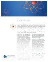 CERM Sphere Technology - Diver BI Group