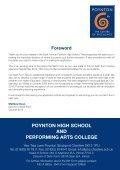 Sixth Form Prospectus - September 2013 entry - Poynton High School - Page 3