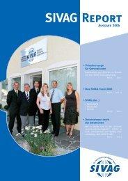 SIVAG Report Ausgabe 2006