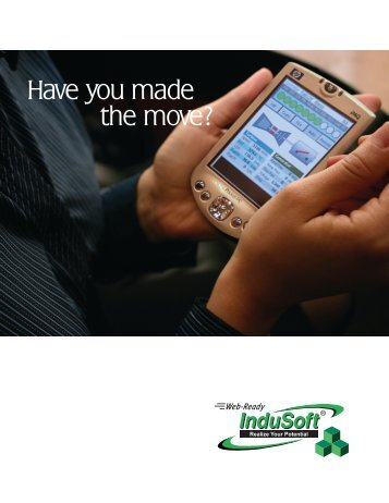 Mobile Brochure - InduSoft