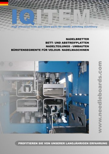 IQ ® ITEM - MST GmbH