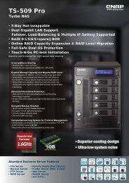 TS-509 Pro - Qnap