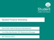 workshop slides - HEI Services