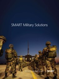SMART Military Solutions