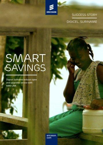Smart Savings - Ericsson