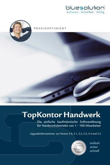 TopKontor Handwerk - TopKontor Software für Handwerk & Handel