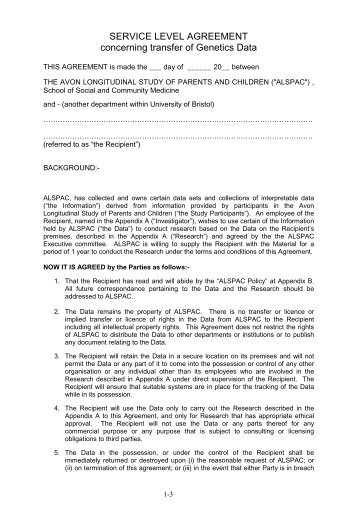 Pro Agreement Appendix 1 Data Escrow Specification Icann