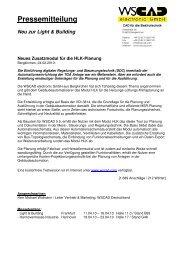 WSCAD_PR_01-2010.pdf (250 KB) - WSCAD Electronic GmbH