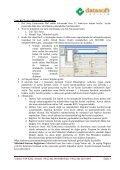 datasoft hal otomasyonu kullanım kılavuzu - Page 4