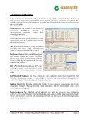 datasoft hal otomasyonu kullanım kılavuzu - Page 6