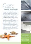Bodengleiche Duschsysteme - Page 3