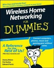 Dummies, Wireless