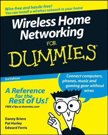 Dummies, Wireless