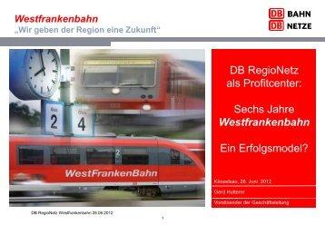 Präsentation - Regionalverband Heilbronn-Franken