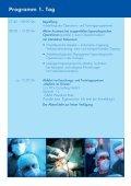 Laparoskopische Techniken in der Urologie Workshop-Programm ... - Seite 3