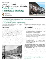Main Street Commercial Buildings - National Park Service