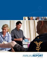 2012 Annual Report - Ballarat Health Services