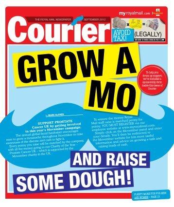 Courier September 2012 - myroyalmail