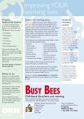 BUSY BEES - Oxford Radcliffe Hospitals NHS Trust - Page 2