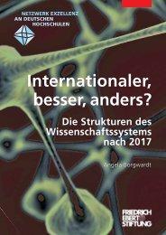 Internationaler, besser, anders? - Bibliothek der Friedrich-Ebert ...
