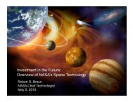 Investment in the Future: Overview of NASA's Space ... - AURA