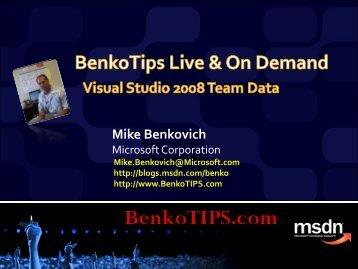 Mike Benkovich - Digital Concourse