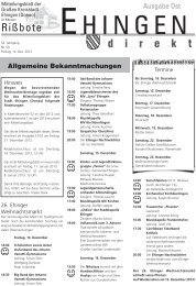 50 - Stadt Ehingen