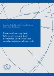 Prozessverbesserung in der Patientenversorgung durch ...