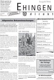 29 - Stadt Ehingen