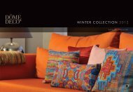 WINTER COLLECTION 2012 - M DECO