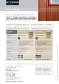 beschichtungen für Profilbretter CETOL WF 791/792 - Sikkens Joinery - Seite 2