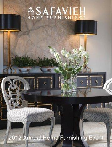 2012 Safavieh Catalog - Safavieh Home Furnishings