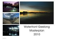 Strategic Projects along the Waterfront - City of Greater Geelong