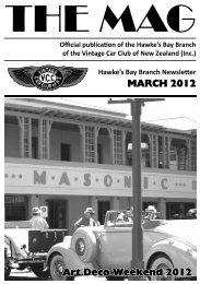Art Deco Weekend 2012