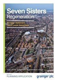heritage statement - Seven Sisters Regeneration