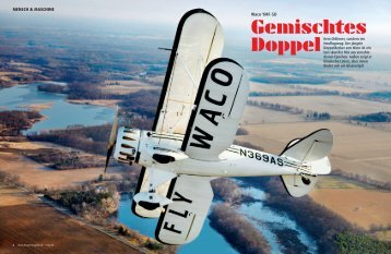 Gemischtes - WACO Aircraft Corporation